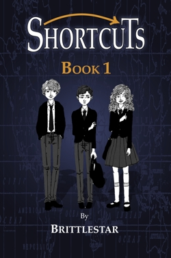 SHORTCUTS - BOOK 1 cover art-ILLUSTRATIONS-INCL-BRITTLESTAR-SMALL